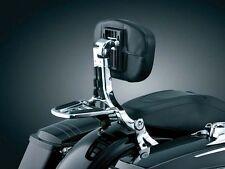 Kuryakyn 1660 Driver & Passenger Backrest Harley Road Glide 2014-2017
