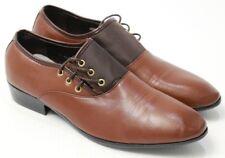 Men's SW Xiu Xian Dress Shoes Brown Lace Up Modern Oxford 9.5