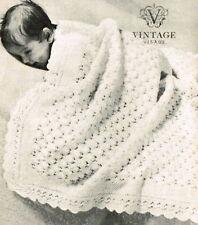 Baby Shawls Patterns