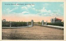 A View of Graceland Cemetery, Morningside, Sioux City IA