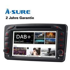 Für Mercedes Benz C Klasse Autoradio DVD GPS W203 CLK W209 W463 W639 Vito RDS