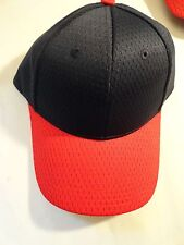 Pacific Headware Pro Model 808M YOUTH Fitted 6 3/8 - 6 7/8 Mesh Baseball Cap Hat