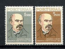 Portogallo 1964 SG # 1258-9 E. Coelho, Diário de noticias MNH Set #A 60691