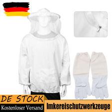 Imker Schutzkleidung Imker Jacke Hut Schleier Imker Jacke Imker Handschuhe DE