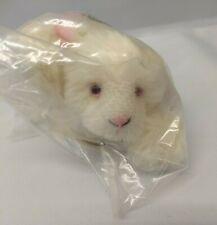New listing Annette Funicello Annette's Pets Mohair Beanbag Plush 'Flopsy' Rabbit - Coa 2636