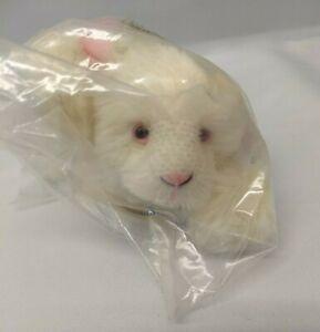 Annette Funicello Annette's Pets Mohair Beanbag Plush 'Flopsy' Rabbit - COA 2636
