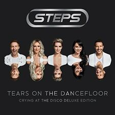 STEPS Tears On The Dancefloor Deluxe Edition 14-track CD album 2017 NEW/SEALED