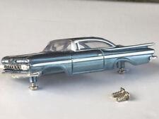 New Thunderjet 1959 Chevy Impala Tjet HO Slot Car Body Fit Aurora & Dash chassis