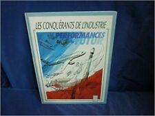 Bressy et Mauguil - Les conquerants de l'industrie - Performances du futur - 198