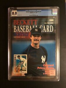 1986 Sports Trading Card Price Guides Publications For Sale Ebay