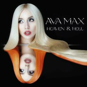 AVA MAX HEAVEN AND HELL (CD) (New Release September 18th 2020) - IN STOCK