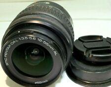 PENTAX SMC DA 18-55mm f3.5-5.6 DAL Lens digital zoom K X R P K-mount