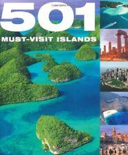 501 Must-Visit Islands (501 Series),Emma (ed) Beare