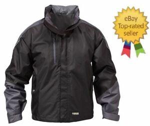 Apache Workwear APASWJ All Seasons Black Fleece Lined Jacket Coat 2XL 3XL