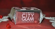 EMPORIO ARMANI CITY GLAM FOR HER EDP 30ml., DISCONTINUED, VERY RARE, NEW