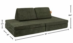 The Nugget Comfort Kids Couch Willow Limited edition
