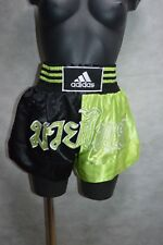 SHORT BOXE THAI ADIDAS TAILLE L MMA/KICK BOXING/FREE FIGHT