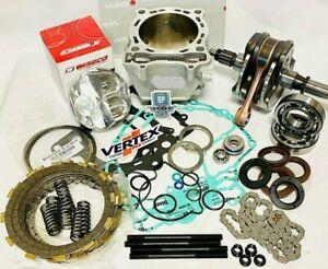 DRZ400 DRZ 400 400S Motor Engine Rebuild Kit 90mm Stock Top Bottom End Complete