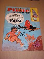 "REVUE ""PILOTE no 375"" (1966) ASTERIX / PILOTORAMA - BILAN DU SPORT AUTOMOBILE**"