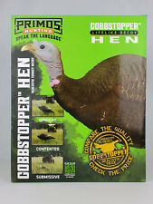 New Promos Gobbstopper Hen Turkey Decoy - Upright, Contented, Submissive