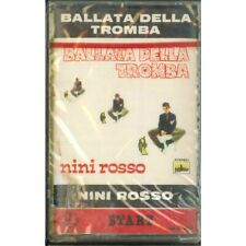 Nini Rosso MC7 La Ballade Della Trompette / Durium - S ca. 4004 Scellée