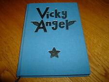 JACQUELINE WILSON-VICKY ANGEL-1ST-SIGNED-LTD PRIVATELY PRINTED-HB-NF-2006-V RARE