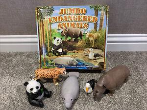 Learning Resources Jumbo Animals USED