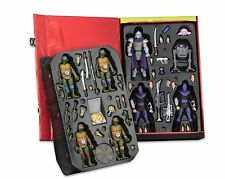 SDCC 2017 NECA TMNT 30th Anniversary Cartoon Action Figure Box Set