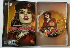 Command & Conquer: Red Alert 3 PREMIER EDITION (2008 PC) Complete Poster Manual