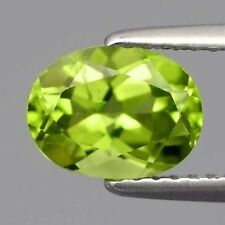 Oval Loose Peridots