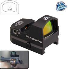 Mini Reflexvisier Red-Dot Leuchtpunktvisier Rotpunktvisier Gen 2 VECTOR OPTICS