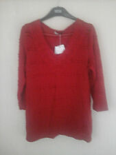 Per Una V Neck 3/4 Sleeve Stretch Tops & Shirts for Women