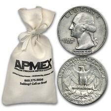 90% Silver Washington Quarters $50 Face-Value Bag - SKU#166817