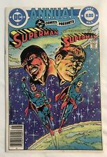 DC Comics Presents Annual  No. 1 (DC, 1982) FN Superman Crisis On 3 Earths