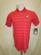Northern Illinois Huskies NCAA Golf Polyester Polo Shirt