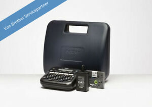 Beschriftungsgerät Brother P-touch D210VP incl. TZe231S + Koffer + Netzteil