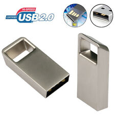 Metal USB 2.0 8GB 16GB 64GB Flash Stick Pen Drive Storage Thumb U Disk