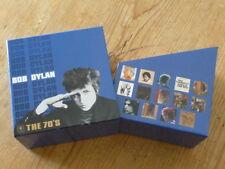 Bob Dylan:In the 70's Empty Promo Box [Japan Mini-LP no cd band sony columbia QA