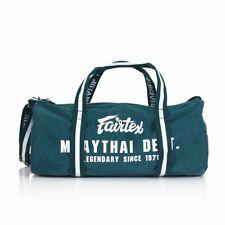 Fairtex Barrel Bag Bag9 Muay Thai Boxing Mma K1 Dhl Express Shipping