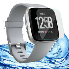 Clear Explosion-proof LCD TPU Full Cover Screen Protector Film For Fitbit Versa
