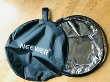 Neewer 110cm 43-inch 5-in-1 Collapsible Multi-disc Light Reflector #9638 New