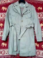 Glenoshe - Trench-Coats Gabardine Original Jeans pour Femme taille 36