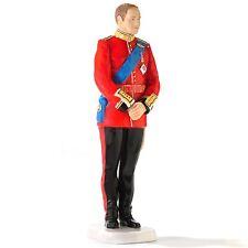 """(NIB) Royal Doulton """"Prince William Royal Wedding Day"""" 9.6"""" Figurine  HN 5573"""