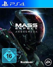 Mass Effect Andromeda PS4 juego [versión alemana]