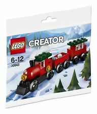 LEGO® 30543 Classic Weihnachtszug, Polybag