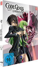 Code Geass - Lelouch of the Rebellion R2 - Staffel 2 - Gesamtausgabe - DVD - NEU