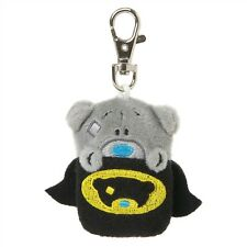 Me to You Super Hero Cape Key Ring Clip Soft Fun Accessory - Tatty Teddy Bear