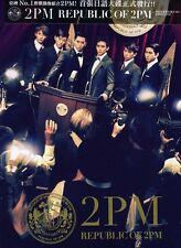2PM - Republic of 2PM [New CD] Hong Kong - Import