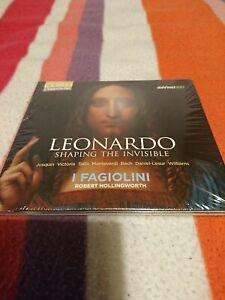 Leonardo - Shaping The Invisible - Robert Hollingworth - New & Sealed CD