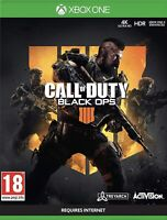 Xbox One Call of Duty Black Ops 4 Xbox One XB1 - Brand New - Free Shipping